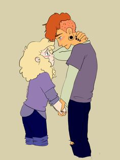 Sadie and Lars!!! <3 I lerve it so much!!!!