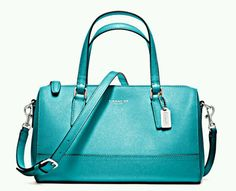 Coach 2013. In LOVE with this color! The purse is a bit too small for me though...