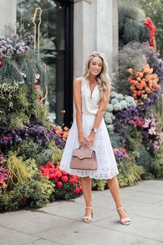 How To Mix Highstreet & High End This Summer - Fashion Mumblr Fashion Mumblr, Pink Fashion, Skirt Fashion, Fashion Outfits, Womens Fashion, Fashion Black, Cheap Fashion, Korean Fashion, Fashion Online