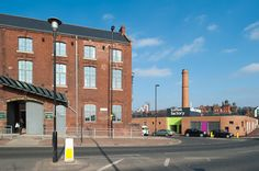 City Road, Ouseburn Valley by Northern Architecture Centre