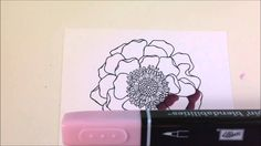 Quick Stampin' Up! Blendabilities Tutorial, Mommy Stamper, Brianna Thompson