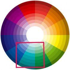 Assortir les couleurs: camaieu