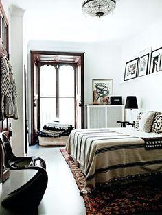 Malene Birger's home in Palma, Mallorca.
