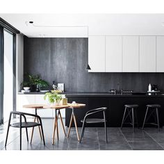 A luxury lifestyle is encapsulated in this high-end Melbourne apartment development with interior design by Hassell and styling by Simone Haag.