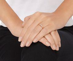 LOVE. Frisson Ring from #Swarovski