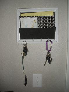 DIY Project: Mail Organizer