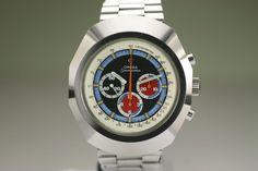 "1970 Omega Seamaster ""Anakin Skywalker"" Watch 145.023 For Sale - Mens Vintage Chronograph Omega Watch"
