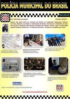POLÍCIA MUNICIPAL DO BRASIL   #notícias #guardamunicipal #ocorrências #informação #criminalidade  http://www.policiamunicipaldobrasil.com/