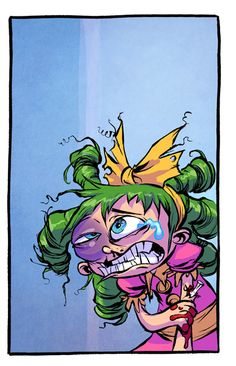There's still time to Pre-Order I HATE FAIRYLAND #1.