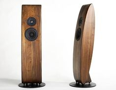 Amphion - Audiaz - Audioquest - beyerdynamic - B. Pro Audio Speakers, Audiophile Speakers, Sound Speaker, Home Speakers, Hifi Audio, Audio Design, Speaker Design, Sound Design, Wooden Speakers
