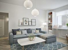 Amenajarea functionala a unui apartament de 3 camere - imaginea 1