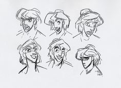 Aladdin ✤ || CHARACTER DESIGN REFERENCES | キャラクターデザイン • Find more at https://www.facebook.com/CharacterDesignReferences if you're looking for: #lineart #art #character #design #illustration #expressions #best #animation #drawing #archive #library #reference #anatomy #traditional #sketch #development #artist #pose #settei #gestures #how #to #tutorial #comics #conceptart #modelsheet #cartoon #male #man #men #face || ✤