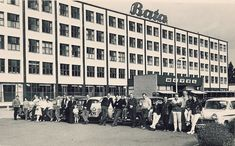 The town that Bata built: a modernist marvel on the marshes of Essex - Architecture Lab Buy Milk, Local History, Family History, Vintage Travel Posters, Tilbury, The Guardian, Old Photos, Photo Wall, Marvel