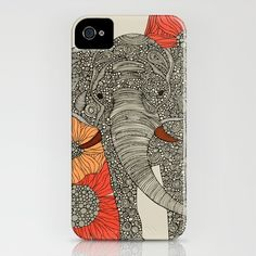 Valentina : The Elephant iPhone Case | Sumally
