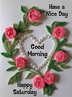 Good Morning Happy Saturday, Good Morning Images, Image Stickers, Good Night Quotes, Christmas Ornaments, Holiday Decor, Glitter, Album, Google
