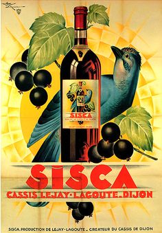 Henri Le Monnier, poster for SIsca