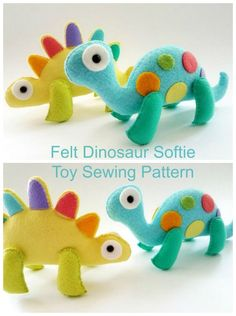 Plushie Patterns, Softie Pattern, Animal Sewing Patterns, Sewing Patterns For Kids, Easy Sewing Projects, Stuffed Animal Patterns, Sewing For Kids, Pattern Sewing, Felt Projects