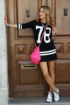 Sporty Chic CC Fashion