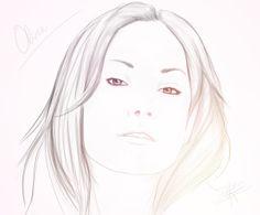 Olivia 2 by John Prashanth, via Behance