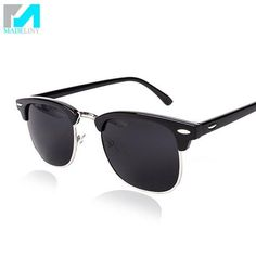 New Square Polaroid Men Sunglasses Women Brand Designer Fashion gafas de sol sun glasses oculos de sol feminino MA016