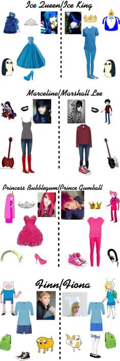 """Adventure Time!!!"" by dark-fallen-angel13 on Polyvore"