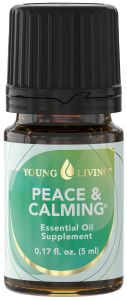 Baby Steps to Essential Oils - Young Living Peace and Calming