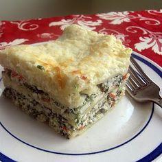 cookbrooke: Vegetable Lasagne