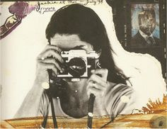 "Jackie by Peter Beard his most Popular Images:""Jackie O ""Photo Lesson"""