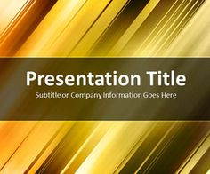 Red canvas powerpoint template is a free ppt template for art and free download powerpoint template slanted bars with gold background professional looking template for powerpoint 2010 and 2013 to decorate your toneelgroepblik Images
