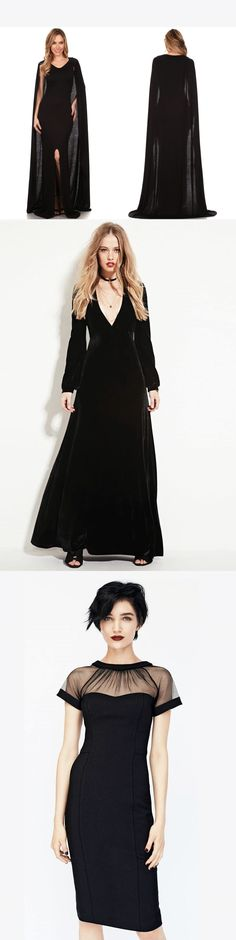 Shop gothic witchy dresses for Halloween at RebelsMarket.