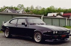 ford capri turbo #1