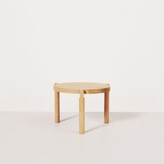 Tube Table Mid by Michael Verheyden