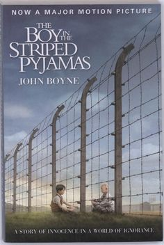 The Boy in the Striped Pyjamas || Movie tie-in || Door: John Boyne || John Boyne's striking holocaust novel is now a Miramax film production. The cast includes Asa Butterfield, Jack Scanlon and David Thewlis, although details of the film's release are still to be confirmedSoft cover book. Non fiction. Holocaust...