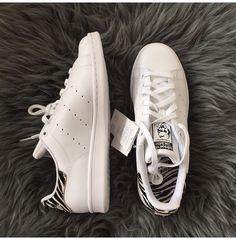 Adidas Stan Smith W White Zebra 2015 Womens Classic Casual Shoes Sneakers  White Zebra 5c3e0608d