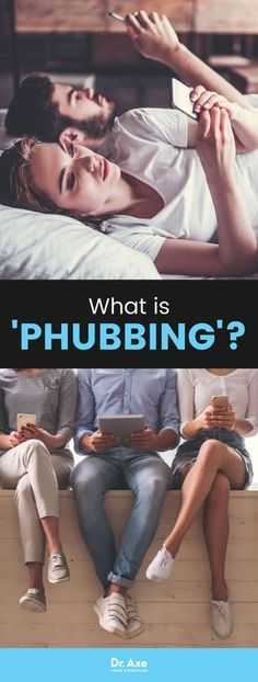 Phubbing is the latest side effect of using cell phones. Researchers are finding a connection between phubbing and all sorts of health concerns. Learn more here.