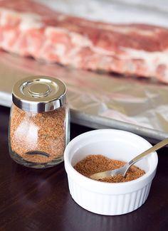 Meat Spice Rub ♥ Café Zupas