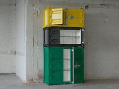 Bem Legaus!: Containers caseiros