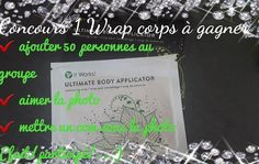 Concours 1 wrap corps à gagner Ultimate Body Applicator, Cards Against Humanity, Blog, Contouring, Remodels, I Win, Take Care Of Yourself, Pageants, Face