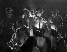 Häxan (1922) - reviewed by Chris Edwards at Silent Volume. He takes it a bit more seriously than I do, but it's a good take on the film, which is essential watching in any case.