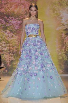 FASHION Zuhair Murad Spring 2014 Haute Couture     amazing ))))))))))))))