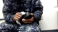 The Duffel Blog: Hardest Working Sailor Determined by Shiniest Boots, Immaculate Uniform
