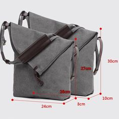 Women Rucksack Sling Carrying Bag Shoulder Canvas Body Messanger Bag – judedress Source by Bags shoulder Tote Handbags, Tote Bags, Sling Bags, Sling Backpack, Canvas Crossbody Bag, Leather Bags Handmade, Fashion Bags, Bag Accessories, Purses And Bags