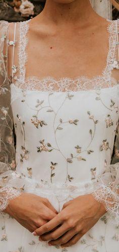 Wedding Looks, Boho Wedding, Perfect Wedding, Pretty Dresses, Beautiful Dresses, Yes To The Dress, Dress Rings, Dream Wedding Dresses, Dream Dress