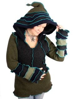 This is a colorful ebook to teach people how they can go about making their own Katwise style Hoodie. This listing is for a DIGITAL FILE that will be