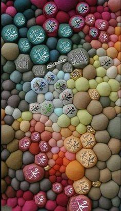 Quran Wallpaper, Islamic Quotes Wallpaper, Islamic Decor, Islamic Wall Art, Islamic Pictures, Islamic Images, Flower Phone Wallpaper, Iphone Wallpaper, Islamic Paintings