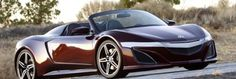 Acura NSX Roadster things-i-love
