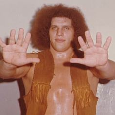 Andre was the inspiration for Hugo Andore from Street Fighter.   22 Incredible Stories That Prove Andre The Giant Was Larger Than Life