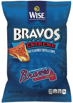 When you want a tasty tortilla chip and the rich taste of nacho cheese, reach for a bag of Bravos Tortilla Chips. They have the tortilla chip taste you love and are covered in the nacho cheese flavor you crave. Nacho Cheese, Doritos, New Flavour, Tortilla Chips, Potato Chips, Nachos, Pop Tarts, Cravings, Snack Recipes