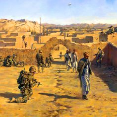 Military intelligence operation in Afghanistan