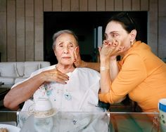 Rania Matar - Unspoken Conversations: Mothers and Daughters   LensCulture